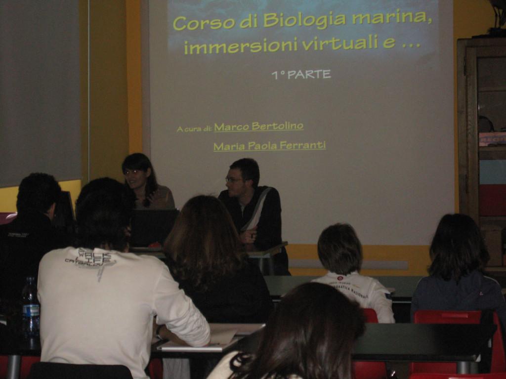 Corso al Museo Regionale di Scienze Naturali di Torino