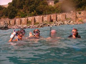 Snorkeling Piani d'Ivrea_21.07.2012